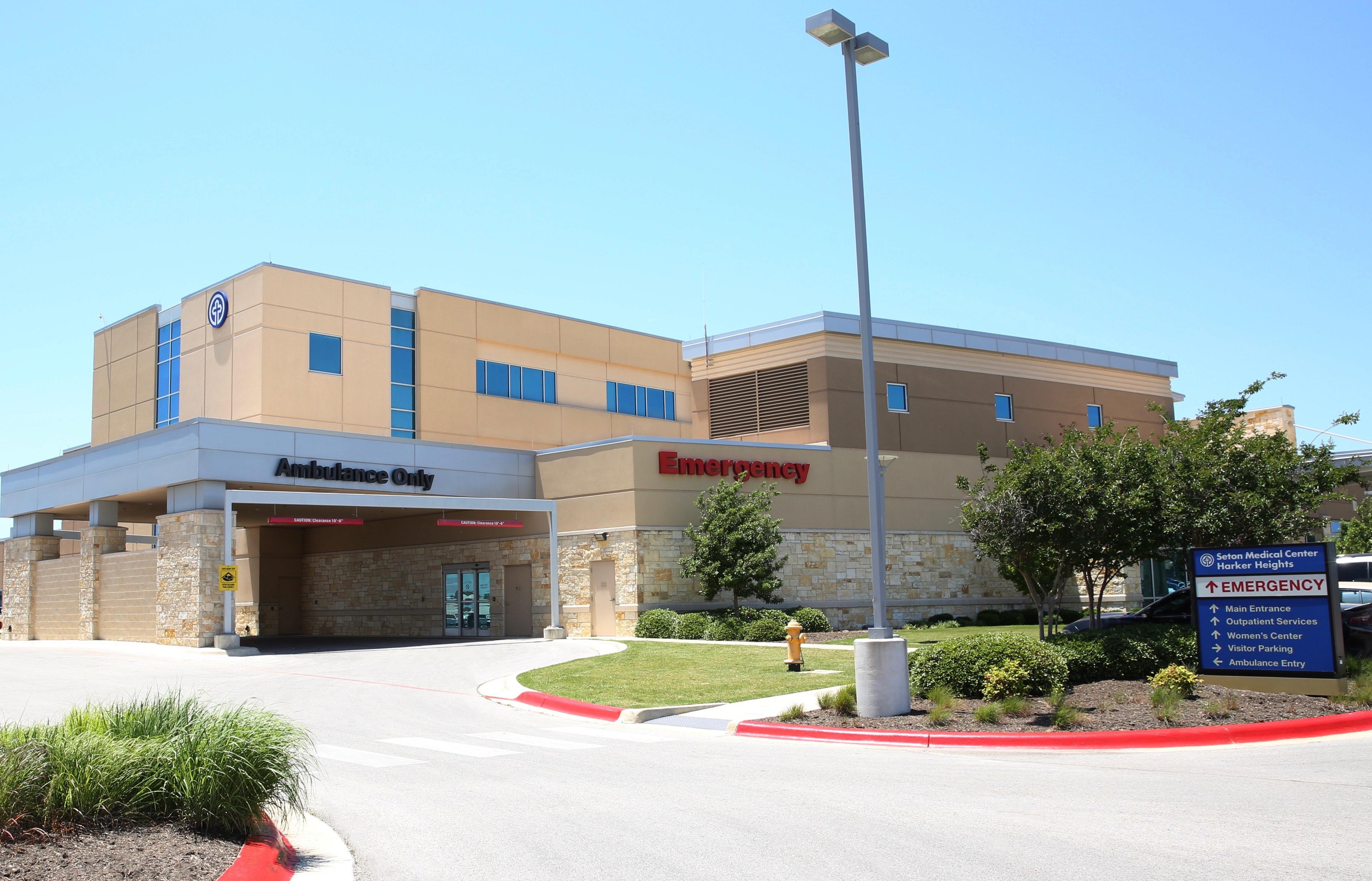 Emergency Room Seton Medical Center Harker Heights