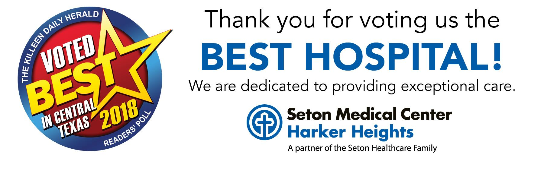 Seton Medical Center Harker Heights  